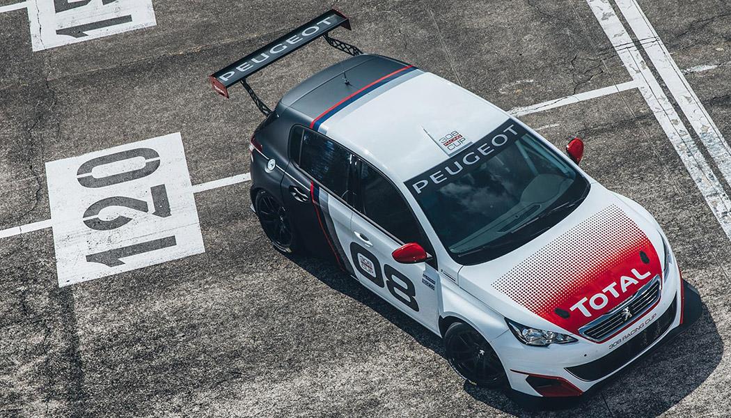 308 Racing Cup : Peugeot revient en piste