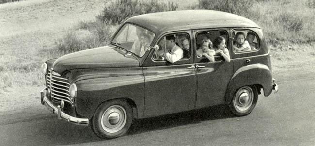 Renault Prairie