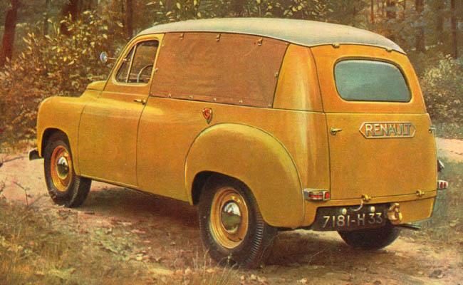 Renault Prairie Savane