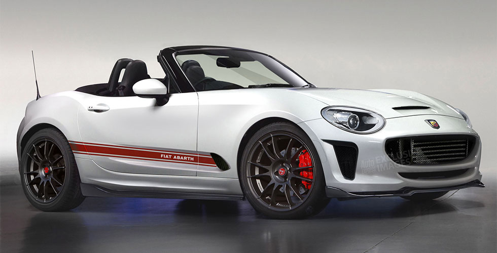 Liste d'attente : Abarth 124 Spider