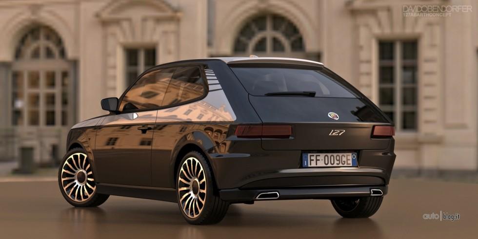 Fabuleux Fiat 127 : la nouvelle génération du retro design ? – AUTOcult.fr AZ56
