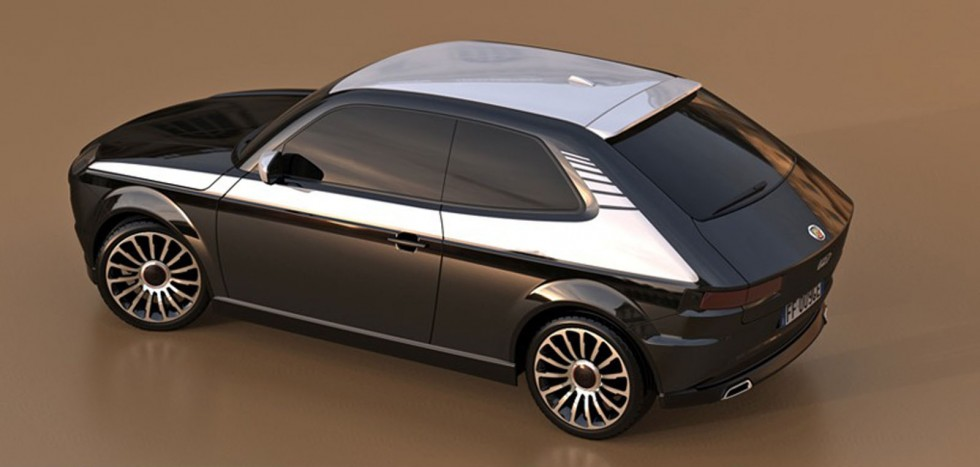 Exceptionnel Fiat 127 : la nouvelle génération du retro design ? – AUTOcult.fr CO38