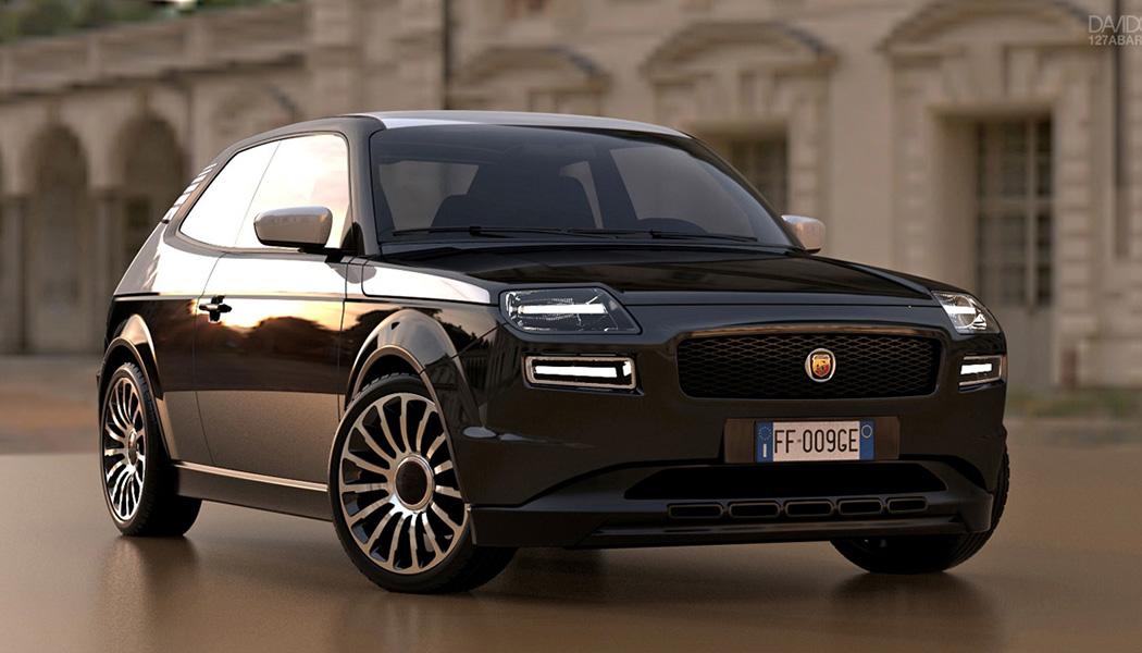 Bien-aimé Fiat 127 : la nouvelle génération du retro design ? – AUTOcult.fr SF99