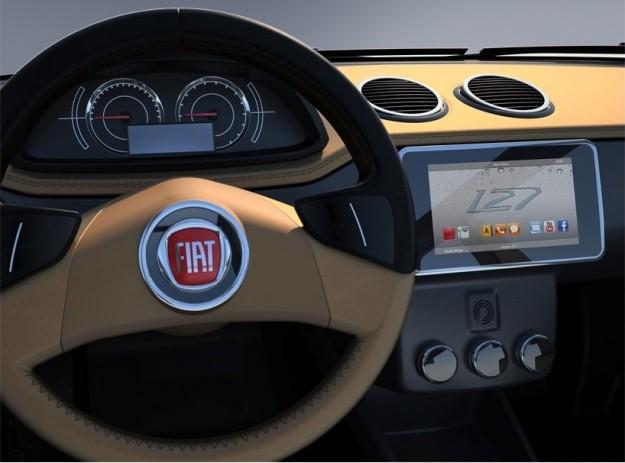 Très Fiat 127 : la nouvelle génération du retro design ? – AUTOcult.fr ZA06