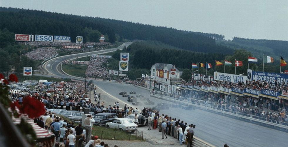 Photos : Spa-Francorchamps au XXe siècle