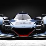 HYUNDAI N 2025 Vision Gran Turismo révélée lors du IAA Frankfurt 2015