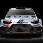 Hyundai Motorsport i20 WRC 2016 révélée lors du IAA Frankfurt 2015