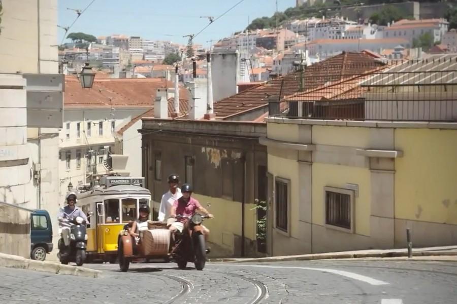 Lisbon Side Car Four Season 02