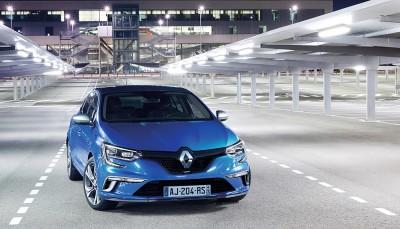 Nouvelle Renault Megane 2015