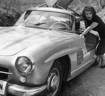 Rally-del-Cinema-1956-2-Sophia-Loren-Mercedes-SLR-HEADER