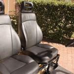 Le châssis de l'Ampool. Y viendra la carrosserie choisie en fonction de l'utilisation.