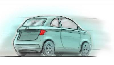 automobile electrique open source Ampool
