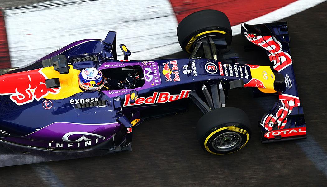 Le Groupe Volkswagen annoncé chez Red Bull Racing !