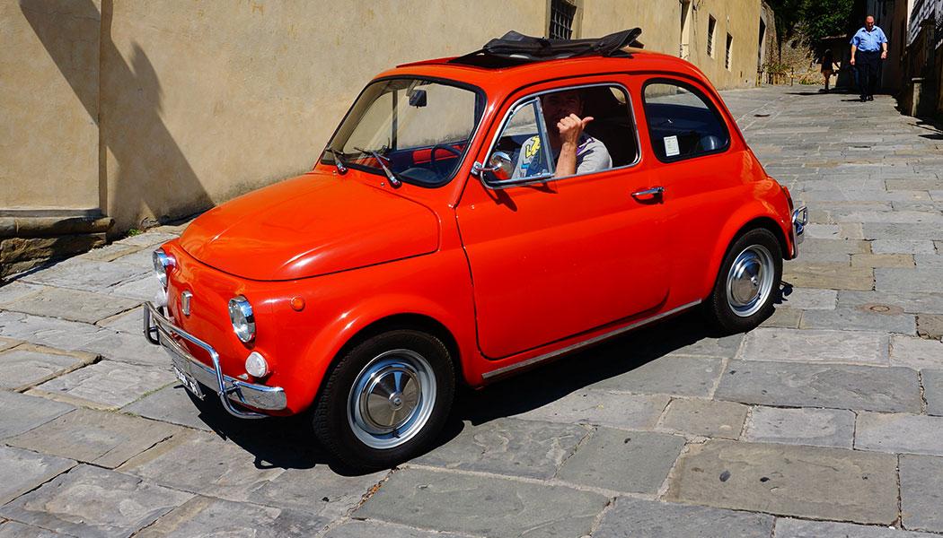 Essai FIAT Nuova 500 L : fuoriclasse