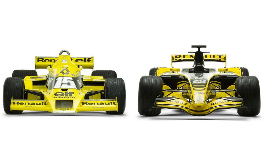 Tout sur le retour de Renault en F1 !