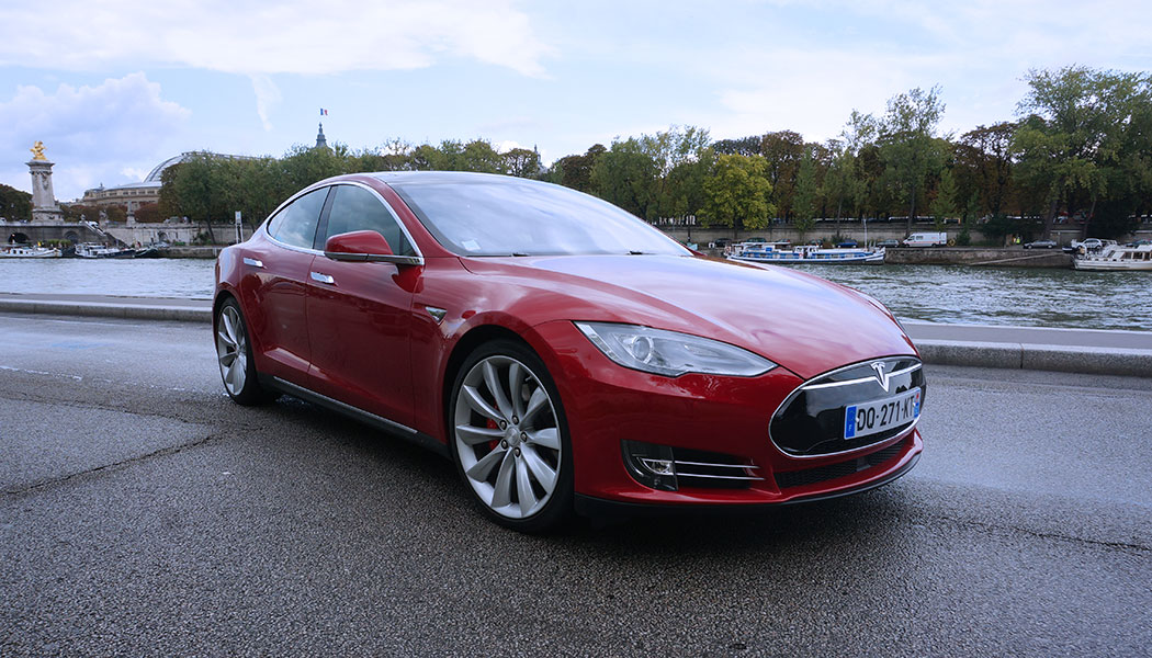 Essai Tesla Model S P85D : Californication