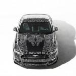 Ford Mustang ArtCar L'Encrerie
