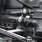 Lancia New Stratos, moteur V8 Ferrari F430