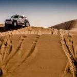Nasser Al Attiyah Matthieu Baumel WRC2 MERC FIA Skoda Ford MINI Dakar