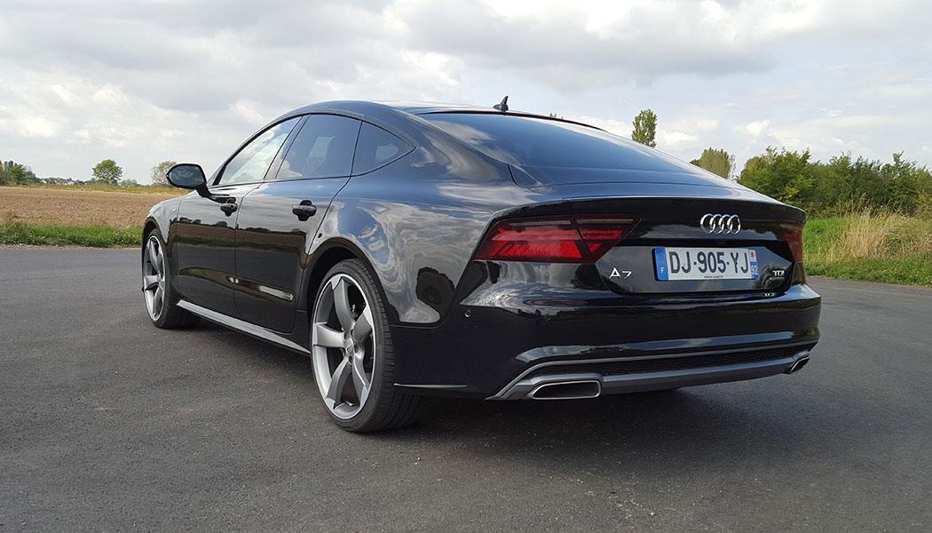 Essai Audi A7 Sportback : Dictator
