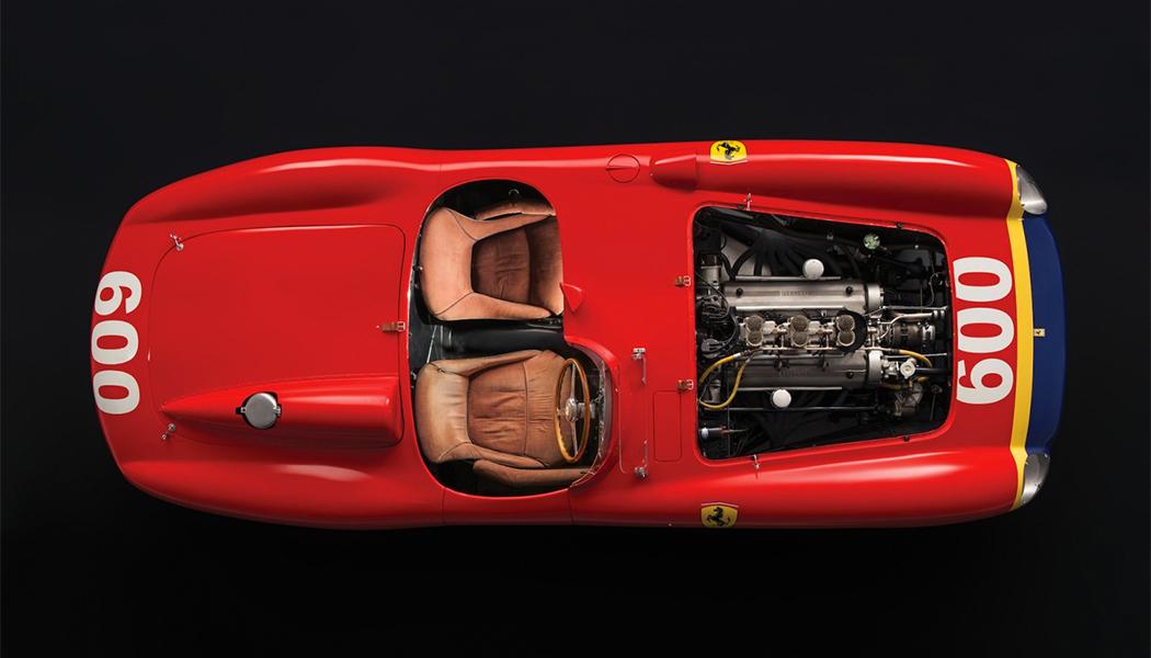 Une Ferrari 290 MM pour un nouveau record ?