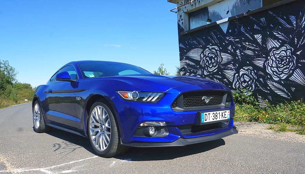 Essai Ford Mustang : l'abondance et la facilité