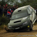 Laurenzo Bertelli - Subaru Impreza N15 - Philips LED Rally Argentina 2013