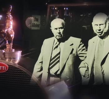 Fritz et Hans Schlumpf / Musee Collection Schlumpf