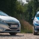 Peugeot 208 GTI vs Peugeot 208 R2 : duel de lionnes