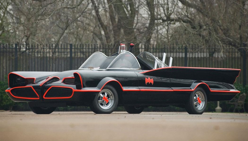 La Batmobile et KITT sont orphelines