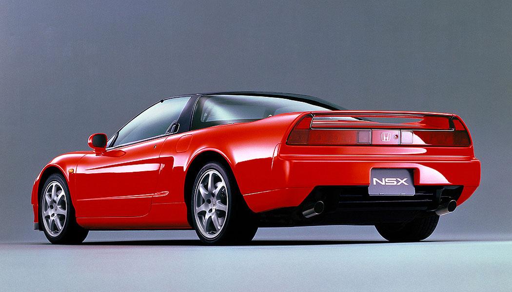 Il y a dix ans : disparition de la Honda NSX