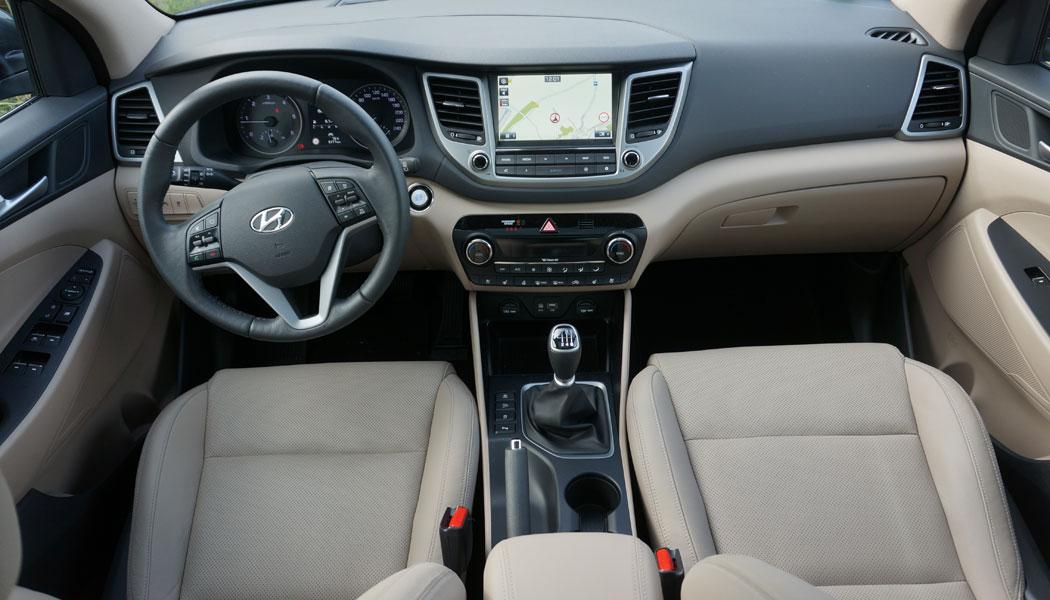 Essai Hyundai Tucson Pourquoi Pourquoi Pas Autocult Fr