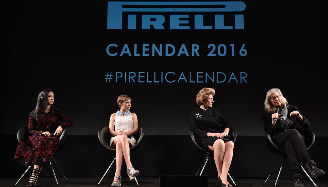 Le Calendrier Pirelli 2016 est arrivé