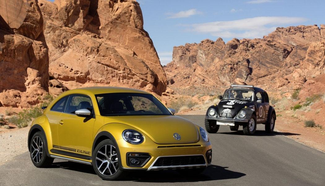 Nouveauté : Volkswagen Coccinelle Dune