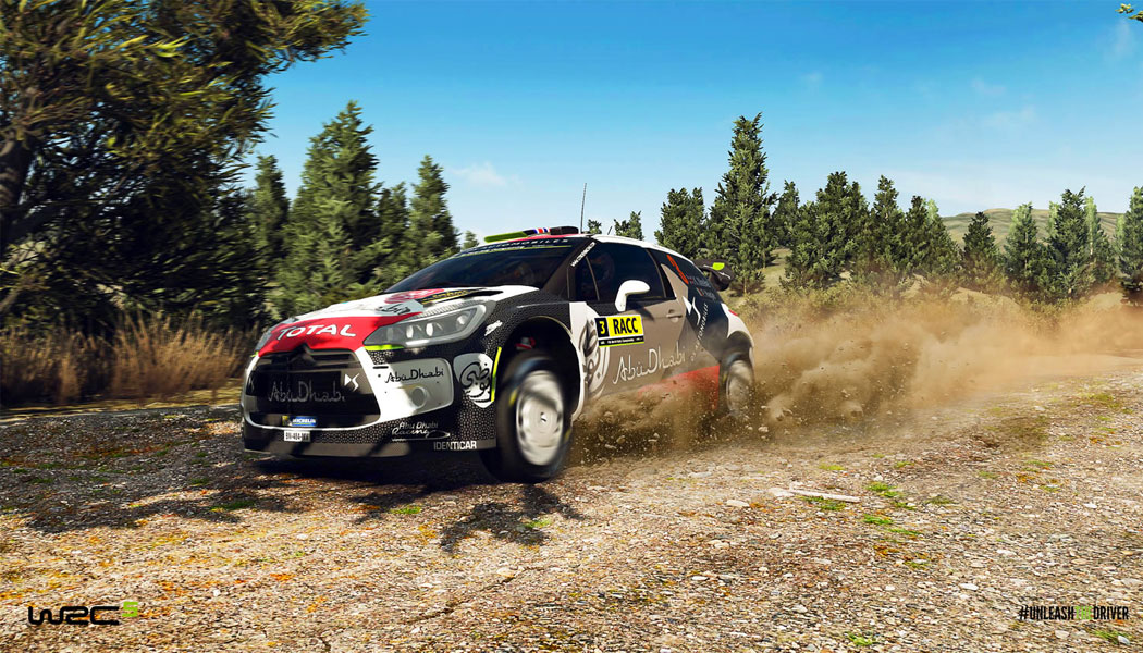 Avez-vous gagné des jeux vidéo WRC 5 ?