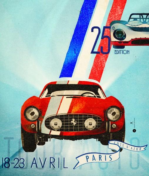 151202 Tour Auto - affiche