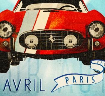 Tour Auto 2016 - affiche