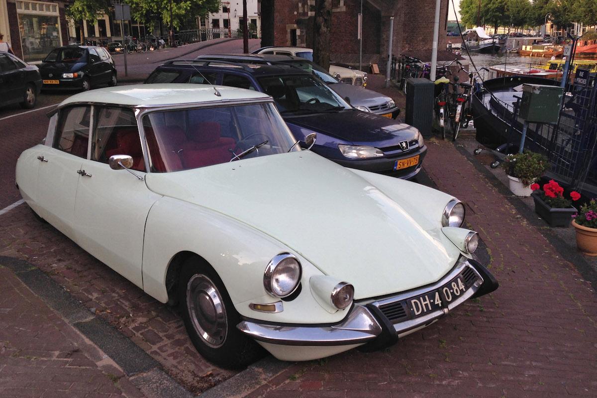 Amsterdam Car Spotting (et tourisme)