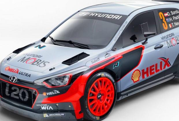 Hyundai i20 WRC 2016 - header