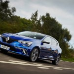 Renault Megane GT 2016 - Photo dynamique