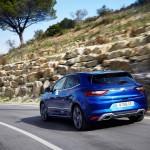 Renault Megane GT 2016 - Photo dynamique