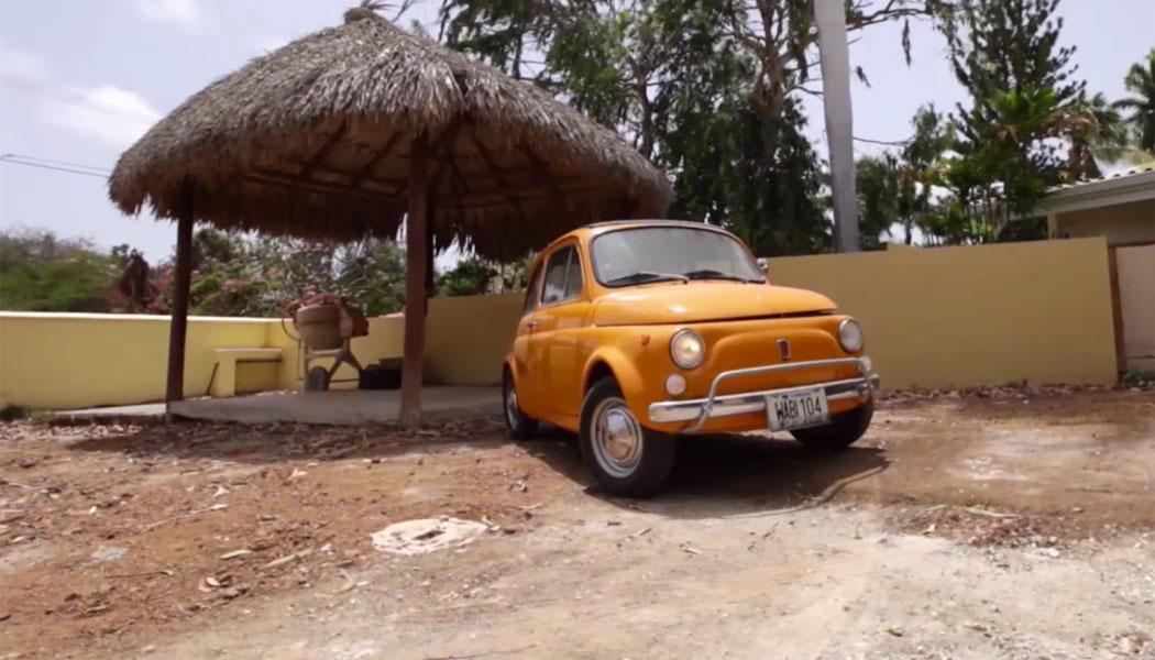 Au coeur du plus vieux club auto des Caraïbes !