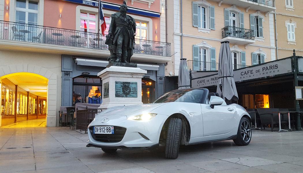 Essai Mazda MX-5 : séance de séduction