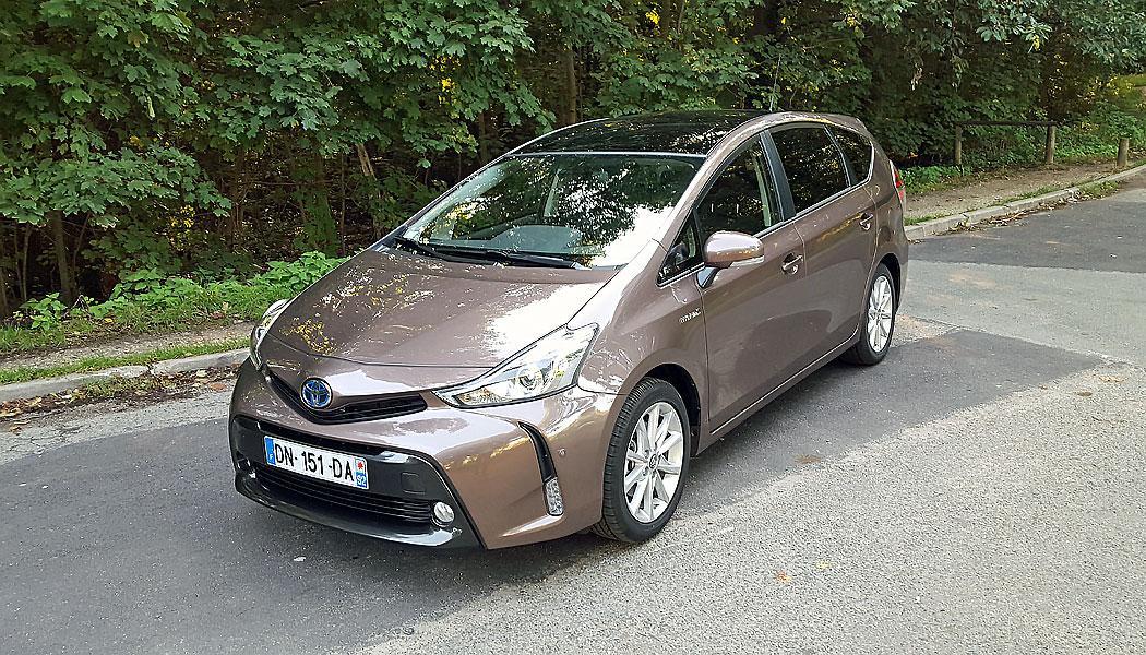 Essai Toyota Prius: la voiture de la double décennie