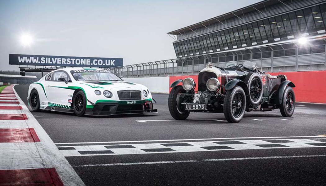 Bentley de retour au Mans
