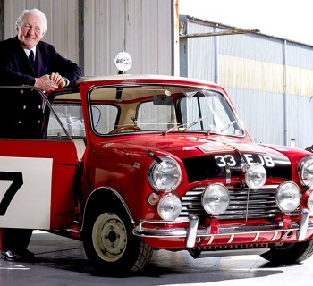 Paddy Hopkirk MINI