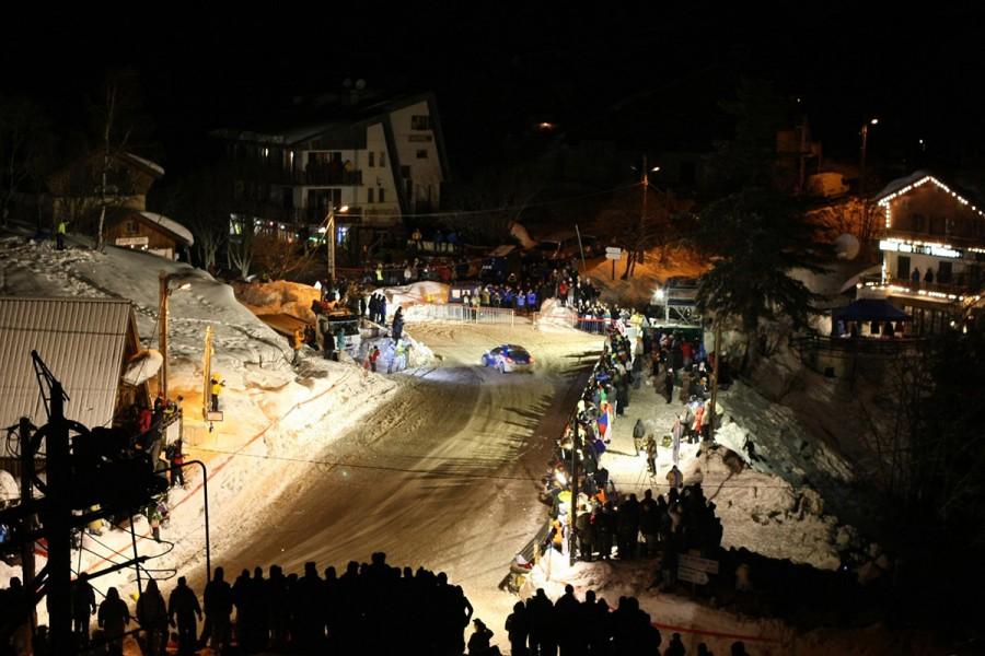 Col de Turini - Rallye Monte-Carlo