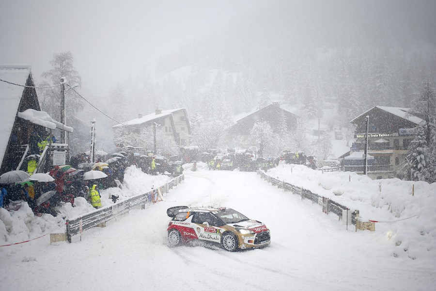 Col de Turini - Rallye Monte-Carlo 2015