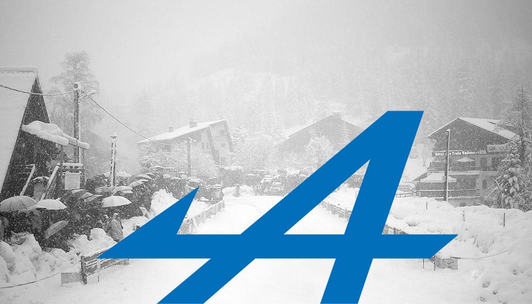 Pourquoi Alpine se révèle au Col de Turini ?