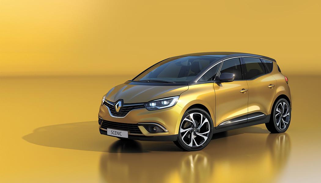 Nouveau Renault Scenic 2016 - 01